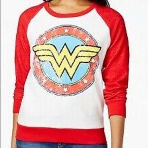 DC Comics Juniors' Wonder Woman Sweater